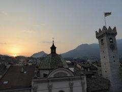 初夏の優雅な北イタリア旅行♪ Vol78(第6日目朝) ☆トレント(Trento):ホテル「Aquila D'Oro」の朝食はカフェ♪