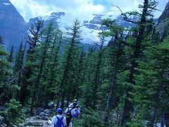 子連れで、カナダ~~夫の出張にくっつけて~~(3)ハイキング