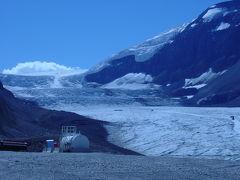 子連れで、カナダ~~夫の出張にくっつけて~~(4)ボウ川・乗馬・コロンビア大氷原