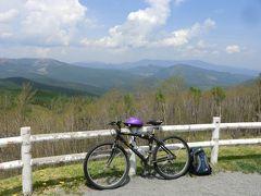 蓼科山麓サイクリング