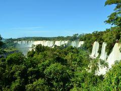 地球の裏側へ! part 5 - イグアスの滝に打たれて