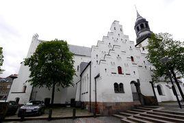 2014.5コペンハーゲン出張旅行5-Aalborg散歩1 オールボー城,聖ブドルフィ教会