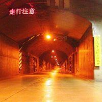 全長22kmのうち、18kmを19のトンネルでつなぐ奥只見シルバーライン
