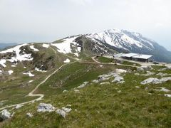 初夏の優雅な北イタリア旅行♪ Vol88(第6日目午後) ☆マルチェジーネ(Malcesine):バルド山(Monte Baldo)からロープウェイでマルチェジーネ(Malcesine)へ帰る♪