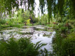 ジヴェルニー、モネの庭へ。