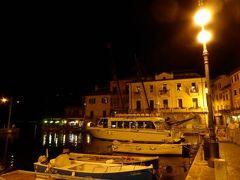 初夏の優雅な北イタリア旅行♪ Vol93(第6日目夜) ☆マルチェジーネ(Malcesine):素敵な夜景を鑑賞しながらホテルへ帰る♪