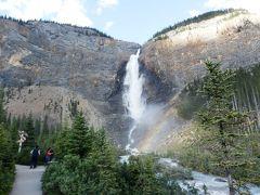 カナダ・アメリカ2012夏旅行記 【3】レイク・ルイーズ~タタカウ滝