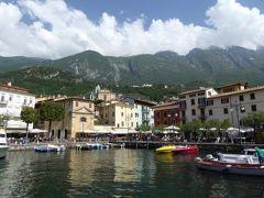 初夏の優雅な北イタリア旅行♪ Vol107(第7日目午後) ☆マルチェジーネ(Malcesine):旧市街散策とショッピングを楽しむ♪