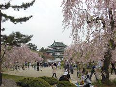 弘前城と三内丸山遺跡