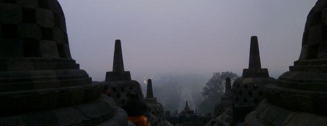 1泊3日で巡るインドネシアの歴史遺跡探...