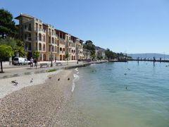初夏の優雅な北イタリア旅行♪ Vol119(第8日目昼) ☆マデルノ(Maderno)から美しい景色を眺めながらガルドーネ・リビエラ(Gardone Riviera)へ♪