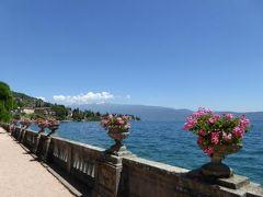 初夏の優雅な北イタリア旅行♪ Vol121(第8日目昼) ☆ガルドーネ・リビエラ(Gardone Riviera):「Grand Hotel Fasano」のカフェレストランで優雅なランチ♪