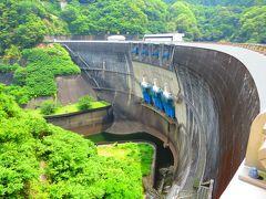 十三から京都・宇治「天ケ瀬ダム」サイクリングでブラ~リブラ~リ