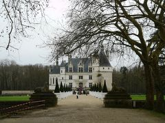 ぷらぷら、パリの一人旅。ロワール古城散策。