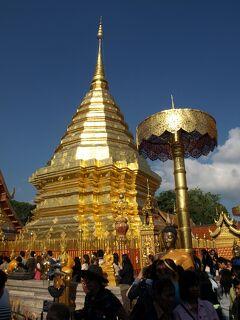 2007年12月-2008年1月 タイ・チェンマイ鉄道の旅(前半)