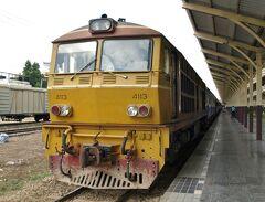 2007年12月-2008年1月 タイ・チェンマイ鉄道の旅(後半)