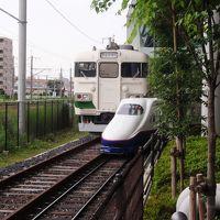 規模日本一のさいたま鉄道博物館