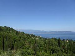 初夏の優雅な北イタリア旅行♪ Vol129(第8日目午後) ☆ガルドーネ・リビエラ(Gardone Riviera):「Vittoriale」のバラ庭園とダヌンツィオの壮大な墓♪