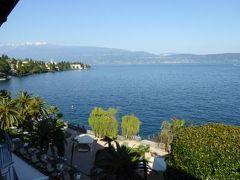 初夏の優雅な北イタリア旅行♪ Vol130(第8日目午後) ☆ガルドーネ・リビエラ(Gardone Riviera):最高級ホテル「Grand Hotel Fasano」の優雅なアペリティフタイム♪