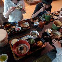 13.GW後半のホテルジャパン下田1泊 峠の茶屋の昼食
