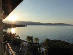 初夏の優雅な北イタリア旅行♪ Vol133(第9日目朝) ☆ガルドーネ・リビエラ(Gardone Riviera):「Grand Hotel Fasano」の優雅な朝食♪