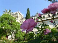 初夏の優雅な北イタリア旅行♪ Vol137(第9日目午前) ☆サロ(Salo):「Isola di Garda」の夢のような美しい「バラの園」♪