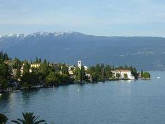 初夏の優雅な北イタリア旅行♪ Vol143(第9日目午後) ☆ガルドーネ・リビエラ(Gardone Riviera):午後は「Grand Hotel Fasano」のプールやサンデッキチェアでのんびりと過ごす♪