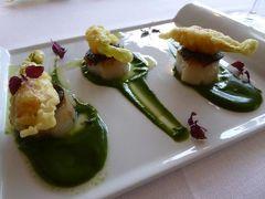 初夏の優雅な北イタリア旅行♪ Vol144(第9日目夜) ☆ガルドーネ・リビエラ(Gardone Riviera):「Grand Hotel Fasano」のレストランで優雅なディナー♪