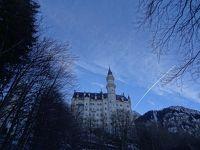 南ドイツのクリスマスマーケットに進撃の旅【4日目】幻想のノイシュヴァンシュタイン城&雪原のヴィース教会、もひとつおまけにバート・テルツ