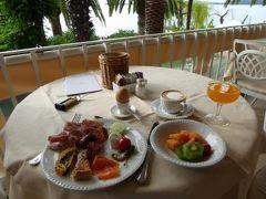 初夏の優雅な北イタリア旅行♪ Vol146(第10日目朝) ☆ガルドーネ・リビエラ(Gardone Riviera):「Grand Hotel Fasano」の優雅な朝食♪