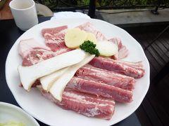 済州島でロッテホテルに泊まる&食べ歩き&ちょっと観光⑤~西帰浦・PM食事~