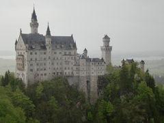 ノイシュバンシュタイン城には嵐が似合う!