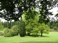 初夏の優雅な北イタリア旅行♪ Vol155(第10日目午後) ☆バレッジョ・サン・ミンチョ(Valeggio s.Mincio):憧れの庭園「Parco Sigurta Giardino」 美しいハーブの庭園を見てエントランスへ広大な庭園を走り抜ける♪