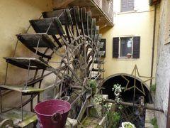 初夏の優雅な北イタリア旅行♪ Vol157(第10日目午後) ☆ボルゲット(Borghetto):600年の歴史を誇る水車の村♪