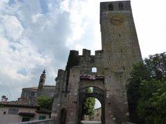 初夏の優雅な北イタリア旅行♪ Vol160(第10日目午後) ☆カステッラロ・ラグゼッロ(Castellaro Lagusello):憧れの城壁の村へ♪