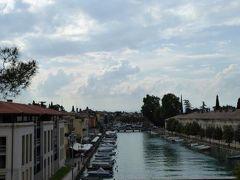 初夏の優雅な北イタリア旅行♪ Vol163(第10日目夕) ☆ペスキエーラ・デル・ガルダ(Peschiera del Garda):城塞に囲まれた美しきガルダ湖の町♪