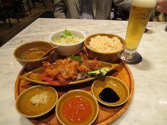 日本橋でシンガポール料理&銀座散策・ショコラストリートに新しいお店がオープン