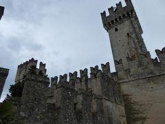 初夏の優雅な北イタリア旅行♪ Vol169(第11日目午前) ☆シルミオーネ(Sirmione):雨のスカラ城を見学♪