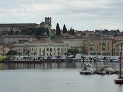 初夏の優雅な北イタリア旅行♪ Vol170(第11日目午前) ☆シルミオーネ(Sirmione)から高速船でデセンツァーノ・デル・ガルダ(Desenzano)へ♪