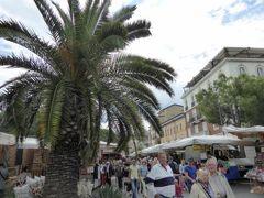 初夏の優雅な北イタリア旅行♪ Vol171(第11日目午前) ☆デセンツァーノ・デル・ガルダ(Desenzano):ガルダ湖では最大規模の火曜市場でショッピングを楽しむ♪