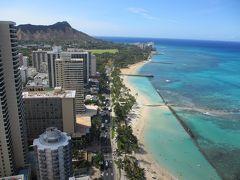 お盆はハワイで(HYリージェンシーCF&ノースショアー&スターホノルル)