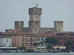 初夏の優雅な北イタリア旅行♪ Vol174(第11日目午後) ☆デセンツァーノ・デル・ガルダ(Desenzano)から高速船でシルミオーネ(Sirmione)へ帰る♪
