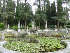 初夏の優雅な北イタリア旅行♪ Vol176(第11日目午後) ☆シルミオーネ(Sirmione):最高級ホテル「Villa Cortine Palace」の広大な庭園を優雅に散歩♪