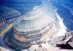2001年 ユタ・コロラド・アリゾナ・ニューメキシコ州ドライブ(11 days) =Day 4= ~グースネック州立公園~