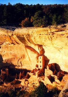 2001年 ユタ・コロラド・アリゾナ・ニューメキシコ州ドライブ(11 days) =Day 6= ~メサ・ベルデ国立公園~
