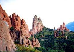 2001年 ユタ・コロラド・アリゾナ・ニューメキシコ州ドライブ(11 days) =Day 8= ~ガーデン・オブ・ザ・ゴッズ~