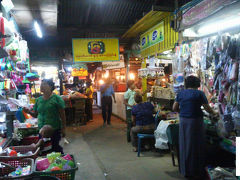 観光客率0%・地元で愛されるヤンゴン夜市