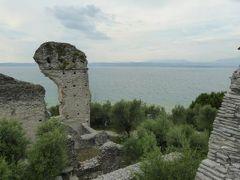 初夏の優雅な北イタリア旅行♪ Vol177(第11日目午後) ☆シルミオーネ(Sirmione):最北端にある古代ローマ遺跡「Grotte di Catullo」を見学♪