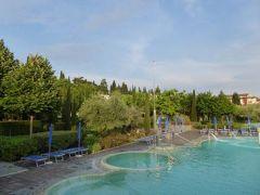 初夏の優雅な北イタリア旅行♪ Vol178(第11日目夕) ☆シルミオーネ(Sirmione):温泉パラダイス「Aquaria」で優雅に温泉に浸かる♪