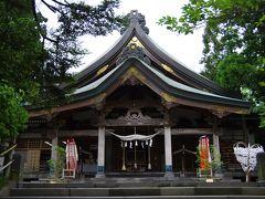 秋田散策 ~ 太平山三吉神社 & 千秋公園 ~